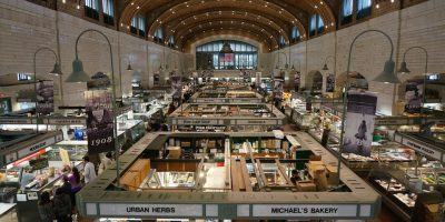 Cleveland West Side Market