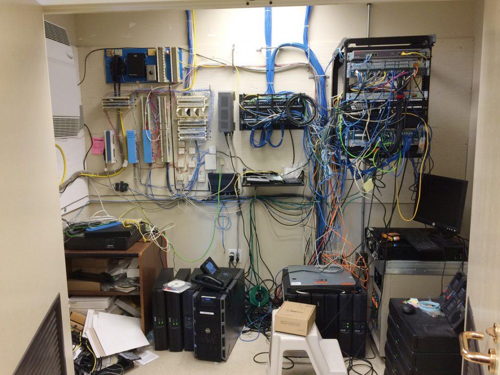 Ovdc Network Hardware Installation